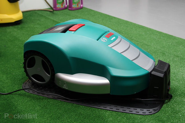 Worx Landroid and Bosch Indego robotic lawnmowers want to take the pain out of mowing - photo 2