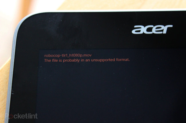 Acer Iconia W4 review - photo 8