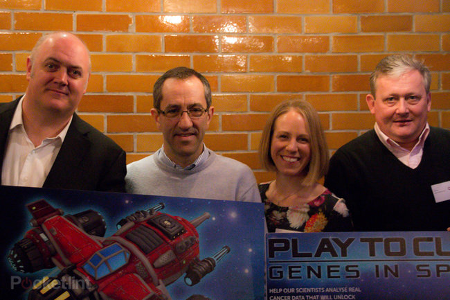 Play to Cure: Genes in Space for Android and iOS puts cancer research in your hands - photo 4