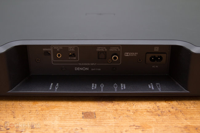 Denon DHT-T100 review - photo 4