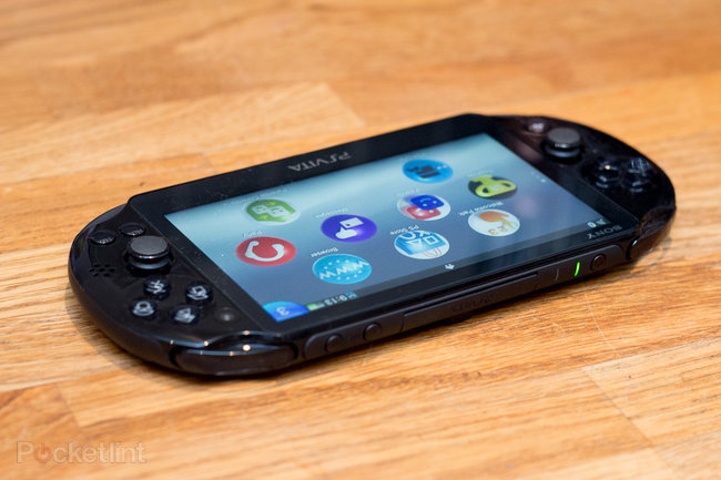 Sony PS Vita Slim review - photo 6