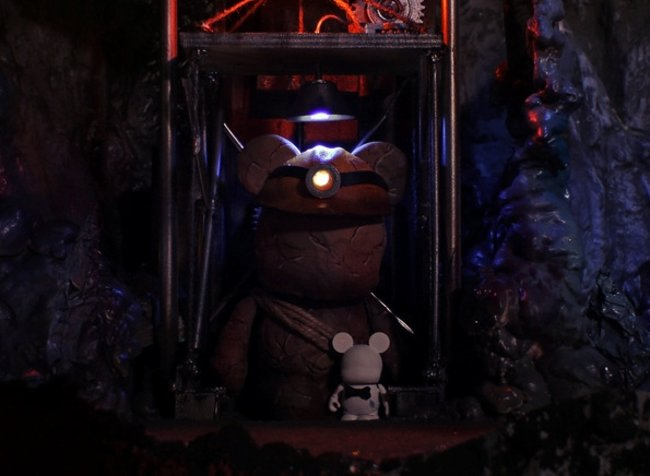 Disney's Blank: A Vinylmation Love Story film lands exclusively through Google Play - with extra Google goodies - photo 1