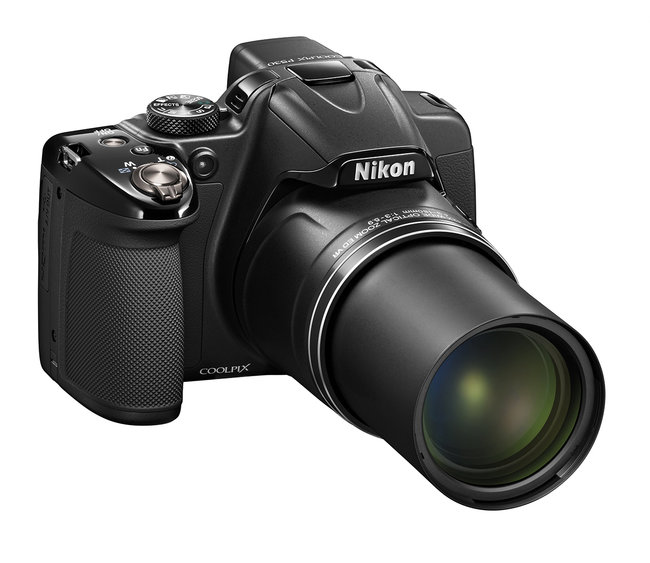 Nikon Coolpix P600 and P530 bridge cameras offer a little more zoom for your buck - photo 3