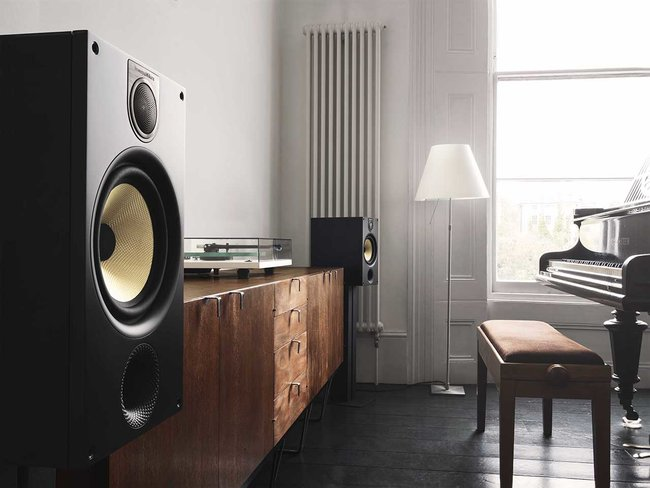 Bowers & Wilkins revamps 600 Series speaker range, aimed at home cinema and hi-fi - photo 1