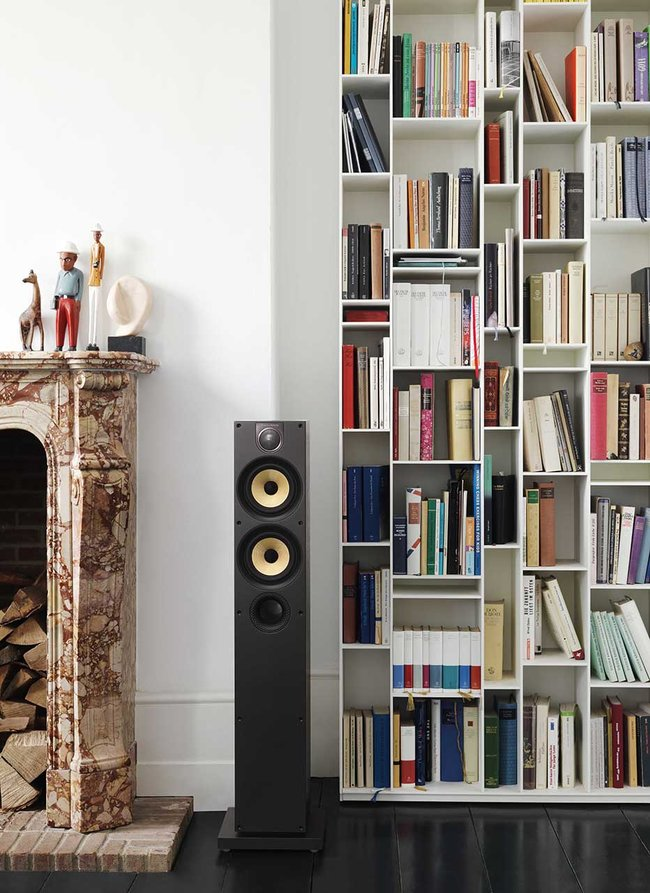Bowers & Wilkins revamps 600 Series speaker range, aimed at home cinema and hi-fi - photo 3