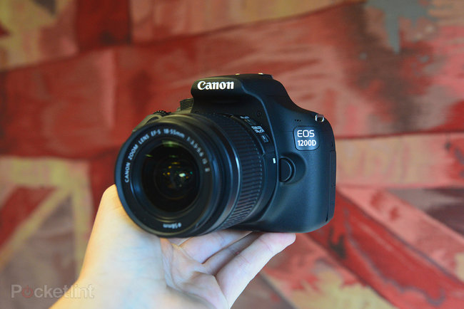 Canon EOS 1200D pictures and hands-on - photo 2