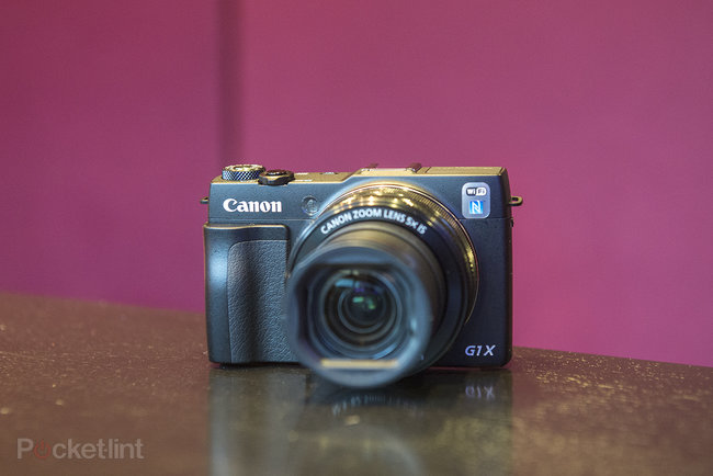 Hands-on: Canon PowerShot G1 X Mark II review - photo 1