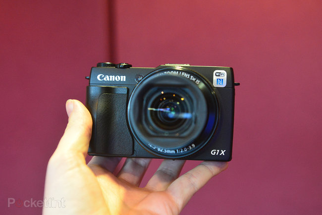 Hands-on: Canon PowerShot G1 X Mark II review - photo 3