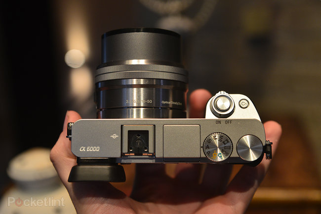 Hands-on: Sony Alpha A6000 review - photo 3