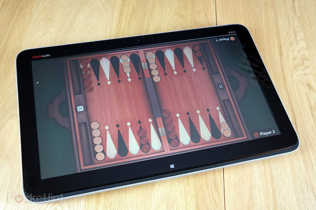 HP Envy Rove 20 review - photo 2