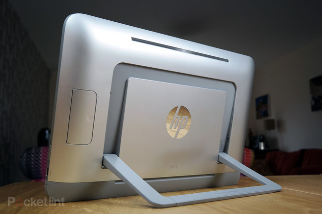 HP Envy Rove 20 review - photo 3
