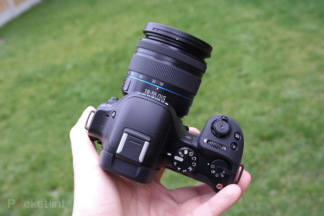 Samsung NX30 review - photo 5