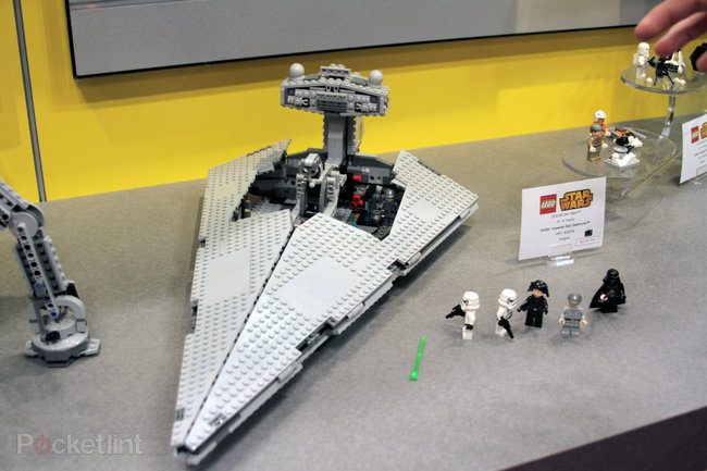 Lego Star Wars Rebels Building sets, Imperial Star Destroyer and more pictures and hands-on - photo 18