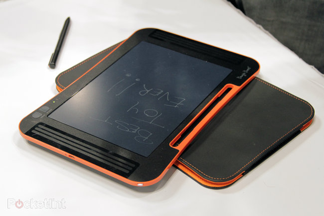 Hands-on: Boogie Board Sync 9.7 LCD eWriter with Bluetooth review - photo 1