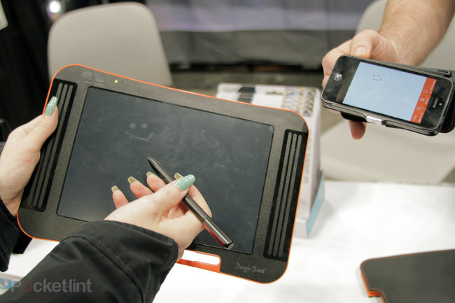 Hands-on: Boogie Board Sync 9.7 LCD eWriter with Bluetooth review - photo 10