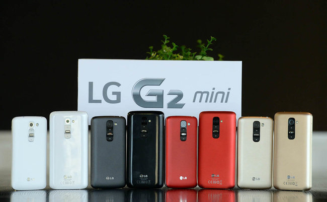 LG G2 mini global rollout starts in March, coming to UK too (update) - photo 1