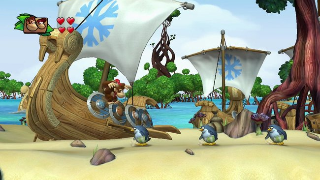 Donkey Kong Country: Tropical Freeze review - photo 3