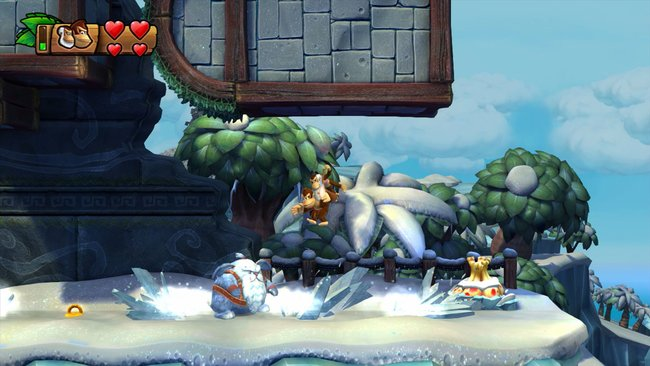 Donkey Kong Country: Tropical Freeze review - photo 8