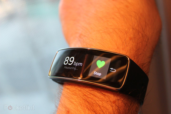 Hands-on: Samsung Gear Fit review - photo 2