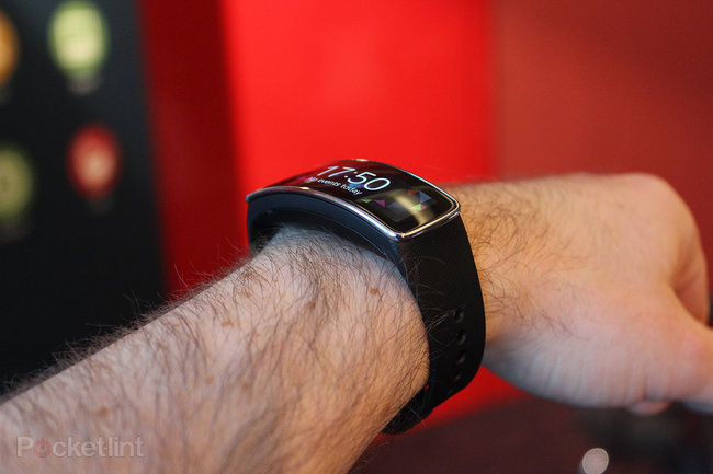 Hands-on: Samsung Gear Fit review - photo 6