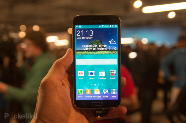 Hands-on: Samsung Galaxy S5 review - photo 1