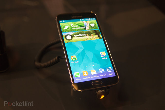 Hands-on: Samsung Galaxy S5 review - photo 2