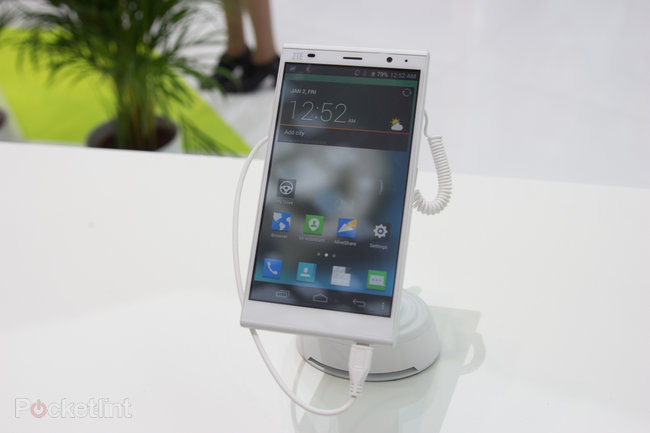 Hands-on: ZTE Grand Memo II review - photo 1