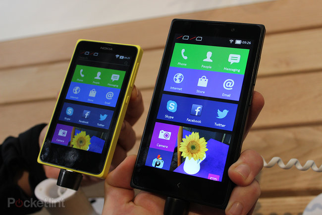 Hands-on: Nokia X, X+ and XL review - photo 8