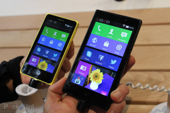Hands-on: Nokia X, X+ and XL review - photo 9