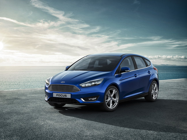 Ford Focus 2014 first to hit Europe with SYNC 2 voice-activated in-car tech - photo 2