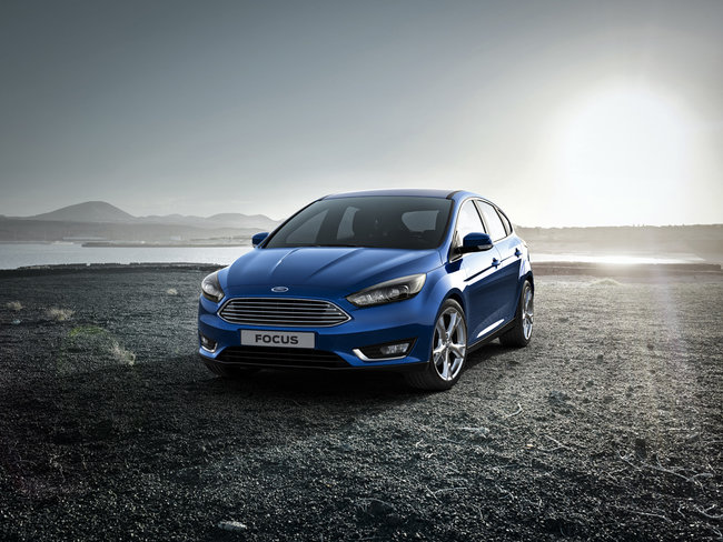 Ford Focus 2014 first to hit Europe with SYNC 2 voice-activated in-car tech - photo 3