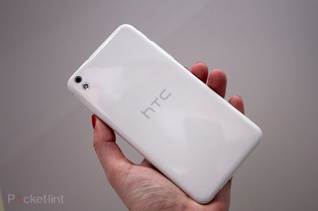 HTC Desire 816 pictures and hands-on, distinct lack of capacitive buttons noted (updated) - photo 2