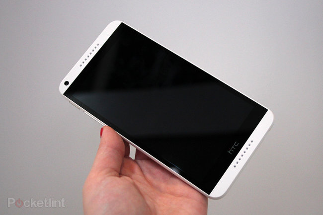 HTC Desire 816 pictures and hands-on, distinct lack of capacitive buttons noted (updated) - photo 9
