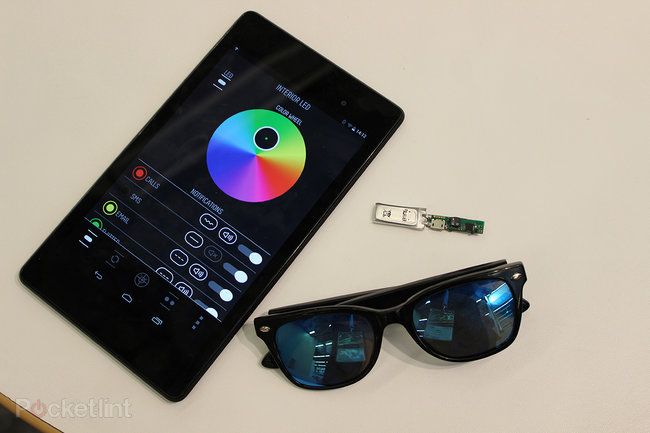 WeOn Glasses bring smart LED notifications and one-touch controls to your specs - photo 2