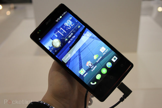 Hands on: Acer Liquid E3 review - photo 1