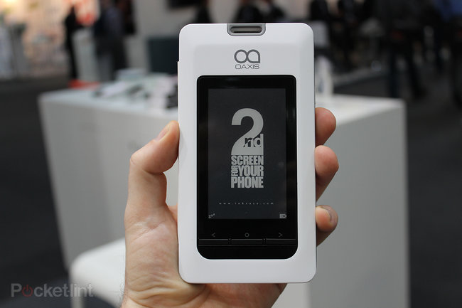 Oaxis InkCase pictures and hands-on - photo 4