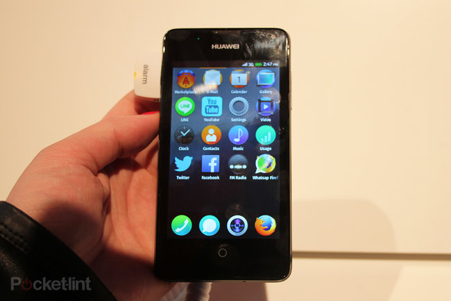 Firefox OS explained and hands-on with the Alcatel One Touch Fire C, ZTE Open C and Huawei Y300 - photo 30