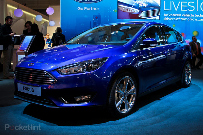 Ford Focus (2014) and Ford SYNC 2 pictures and hands-on - photo 1