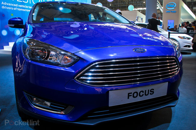 Ford Focus (2014) and Ford SYNC 2 pictures and hands-on - photo 2