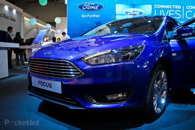 Ford Focus (2014) and Ford SYNC 2 pictures and hands-on - photo 3