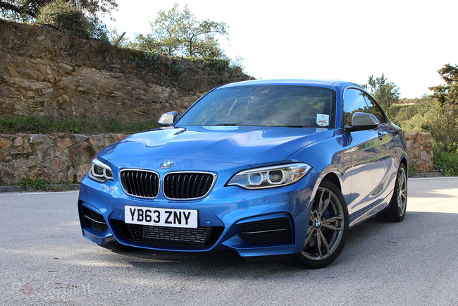 Hands-on: BMW M235i review - photo 2