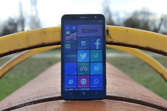 Nokia Lumia 1320 review - photo 1