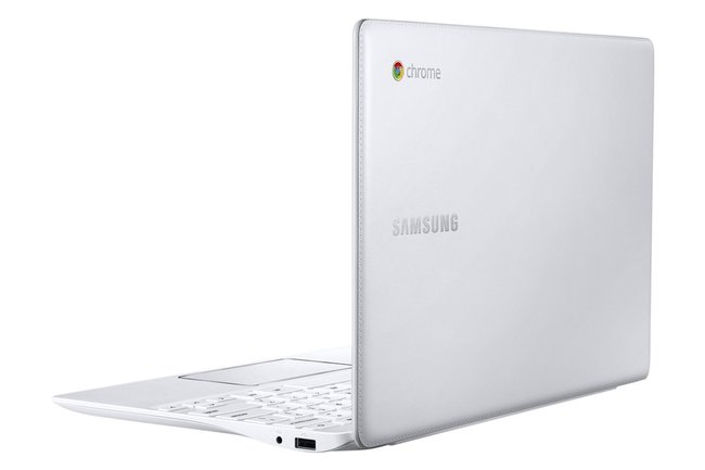 Samsung Chromebook 2 unveiled with more power and leather wrapping - photo 1