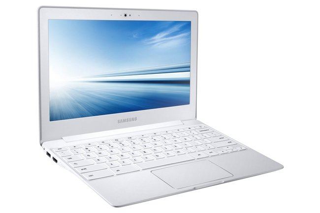 Samsung Chromebook 2 unveiled with more power and leather wrapping - photo 3