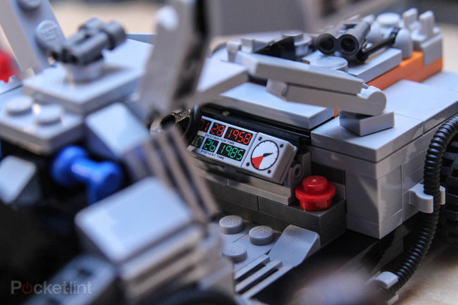 Back To The Future Lego: Team BTTF's vision for sets beyond the DeLorean - photo 1