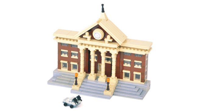 Back To The Future Lego: Team BTTF's vision for sets beyond the DeLorean - photo 3