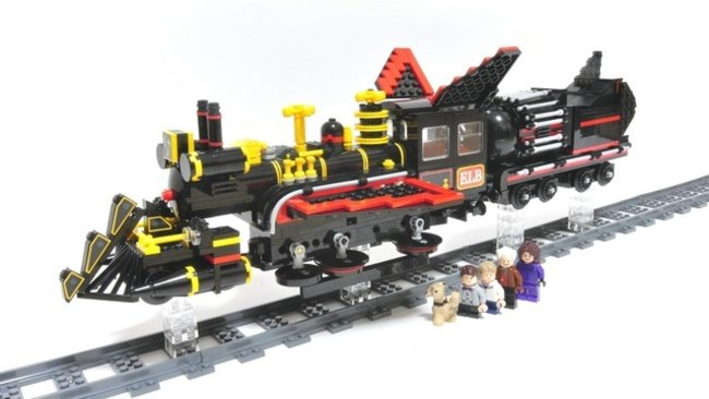 Back To The Future Lego: Team BTTF's vision for sets beyond the DeLorean - photo 8