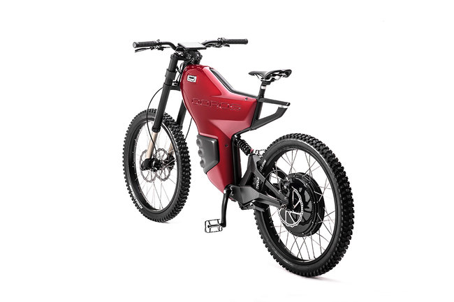 Qoros eBiqe Concept electric bicycle can hit 40mph with a 75 mile range - photo 6