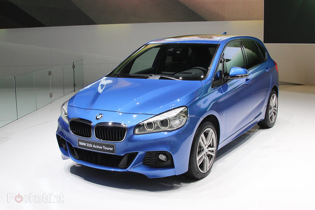BMW 2-Series Active Tourer pictures and hands-on - photo 2
