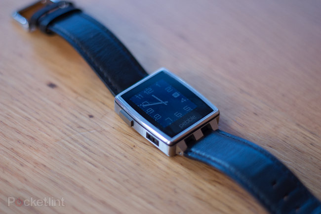 Pebble Steel review - photo 2